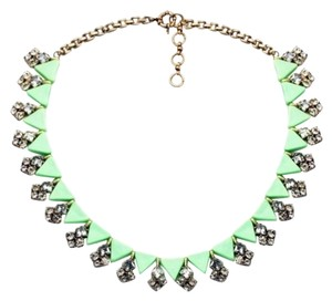Private Collection Trinket Green Collar Necklace - item med img
