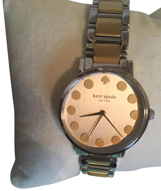 Kate Spade Two Tone - Gold/Silver Gold./Silver Watch Kate Spade Two Tone - Gold/Silver Gold./Silver Watch Image 1