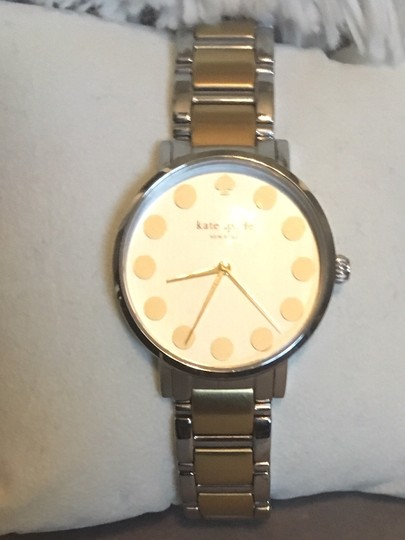 Kate Spade Kate Spade Two Toned Gold./Silver watch