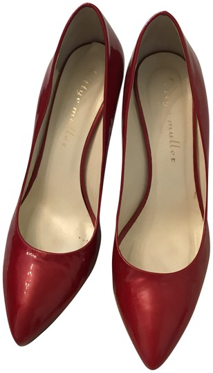 Preload https://img-static.tradesy.com/item/23391789/bettye-muller-ruby-red-patent-leather-pumps-size-eu-395-approx-us-95-regular-m-b-0-1-540-540.jpg