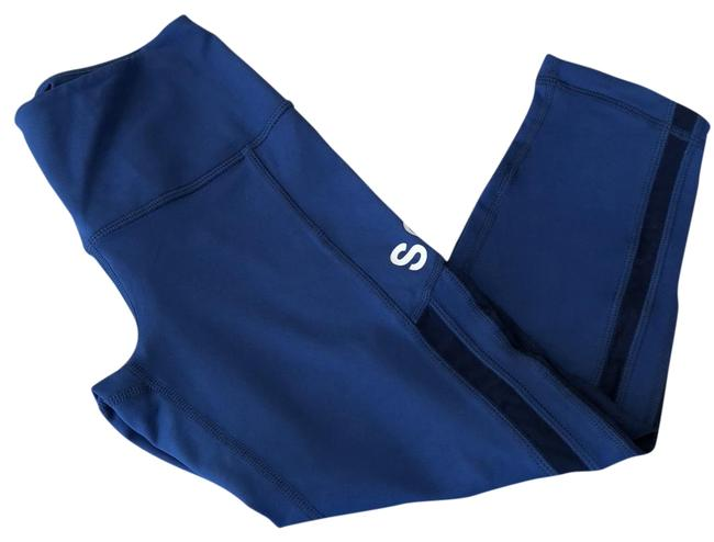 Preload https://img-static.tradesy.com/item/23391840/soulcycle-blue-activewear-bottoms-size-8-m-0-1-650-650.jpg