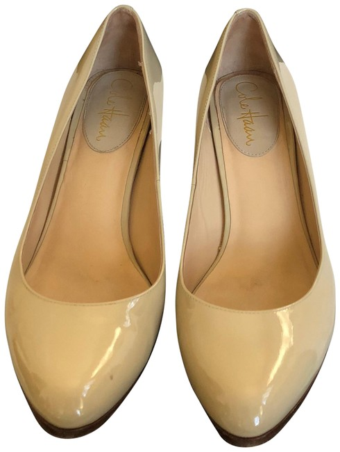 Cole Haan Nougat Box Air Margot Dust Bag Pumps Size US 8 Regular (M, B) Cole Haan Nougat Box Air Margot Dust Bag Pumps Size US 8 Regular (M, B) Image 1