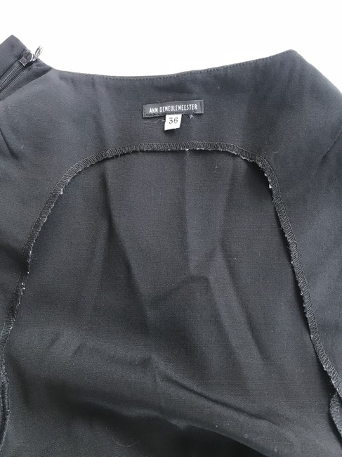 Ann Demeulemeester Top Black