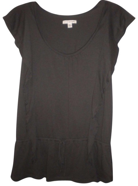 Preload https://img-static.tradesy.com/item/23392434/american-eagle-outfitters-charcoal-xs-blouse-size-2-xs-0-1-650-650.jpg