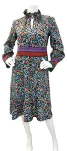 Multi Maxi Dress by The Kollection Floral Vintage
