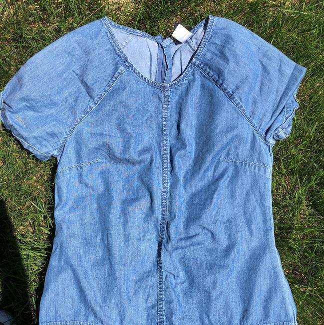 Divided by H&M short dress blue on Tradesy