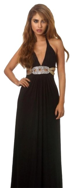 Black Maxi Dress by Sky