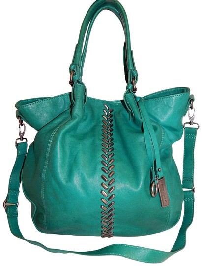 Preload https://img-static.tradesy.com/item/23392729/lucky-brand-charlotte-green-studded-crossbody-teal-leather-tote-0-1-540-540.jpg
