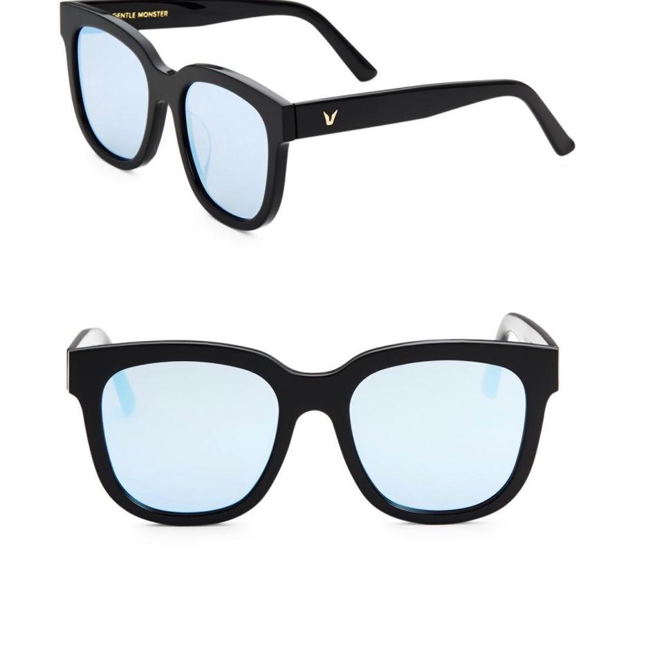 ee764898c0 Gentle Monster Gentle Monster 54MM Salt Retro Square Sunglasses Image 0 ...