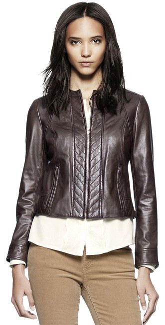 Preload https://img-static.tradesy.com/item/23392825/tory-burch-brown-new-with-tag-daphne-cropped-lambskin-leather-jacket-size-12-l-0-1-650-650.jpg