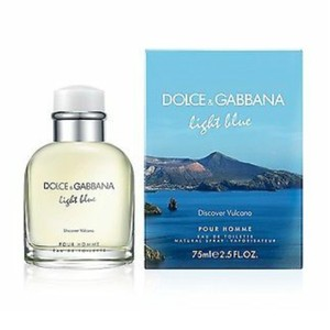 Dolce&Gabbana LIGHT BLUE DISCOVER VULCANO BY DOLCE & GABBANA-EDT-75 ML-UK