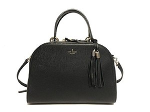 Kate Spade New With Tags Sale Satchel in black