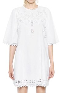 Étoile Isabel Marant short dress white on Tradesy