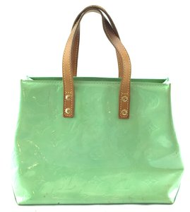Louis Vuitton Tote in mint green