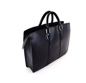 Louis Vuitton Briefcase Business Travel Laptop Tote in Black