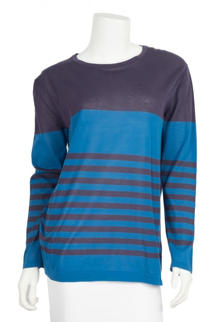 Item - Knit 42 Blue and Purple Sweater