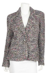 Chanel multicolor Blazer