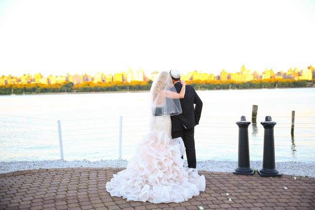 Allure Bridals White Medium Two-tier with Rhinestone Edge Bridal Veil Allure Bridals White Medium Two-tier with Rhinestone Edge Bridal Veil Image 1