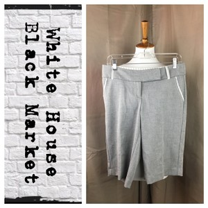 White House | Black Market Bermuda Shorts Gray