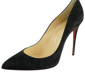 Christian Louboutin So Kate Pointed Toe Formal Party 8052104 Black Pumps