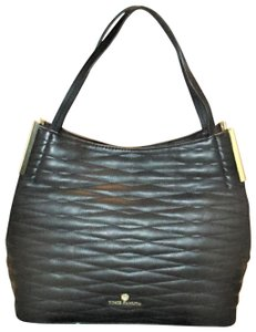 14dd146b3 Vince Camuto Next Day Shipping Shoulder Bag · Vince Camuto. Tina Tote  Satchel Hobo Black Quilted Leather ...