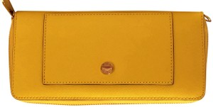 Michael Kors New Wallet.wristlet Leather Wristlet in NWT--Bright yellow