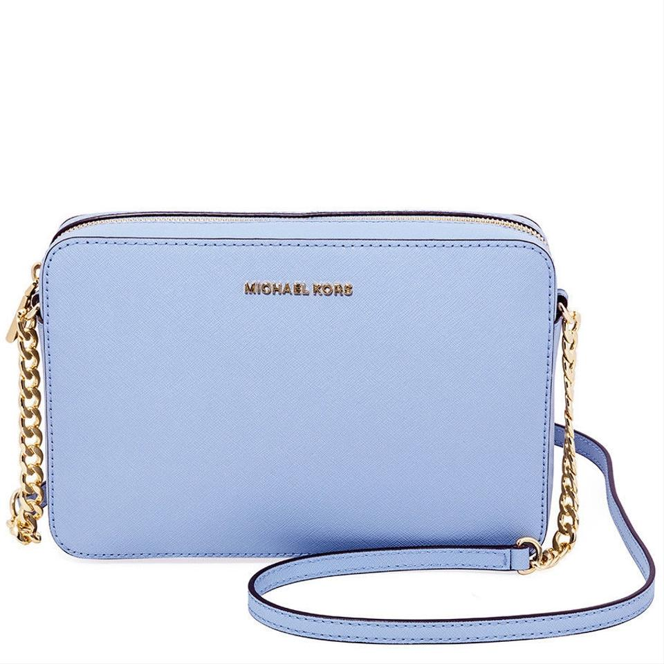 f6822ff834d2 Pale Blue Leather Crossbody Bag | Stanford Center for Opportunity ...