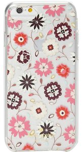 Kate Spade Kate Spade New York Jeweled Casa Flora Clear Phone Case for iPhone 7/8