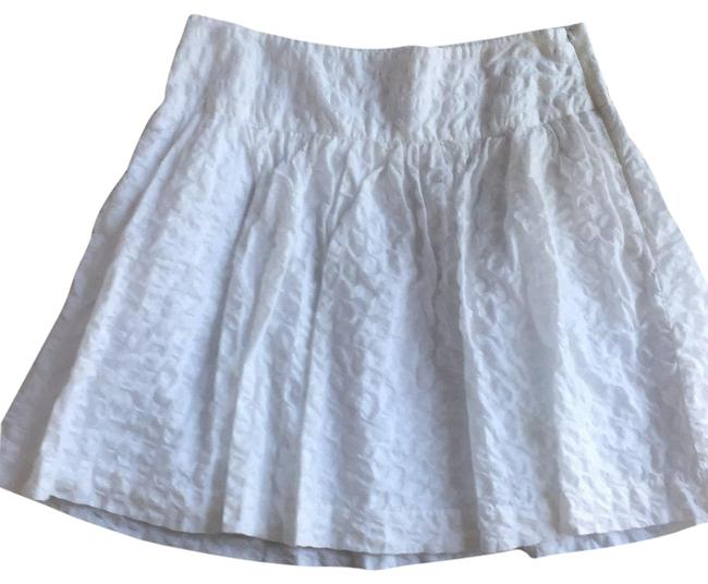 Item - White From Skirt Size 4 (S, 27)