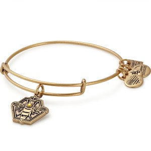 Alex and Ani Alex and Ani Queen Bee Charm Bangle Bracelet