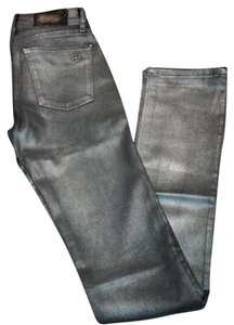 DL1961 Straight Leg Jeans-Coated