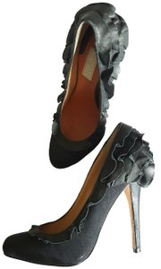 Badgley Mischka NEW black Platforms