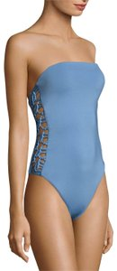 Red Carter Red Carter Bandeau Neck One Piece Swimsuit