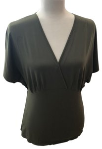 Nine West Top Army Green