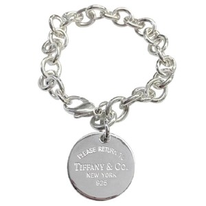 Tiffany & Co. Tiffany & Co. Return to Circle Tag Bracelet