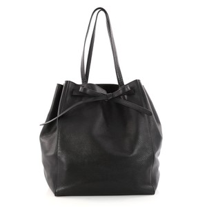 Céline Phantom Cabas Tote in black