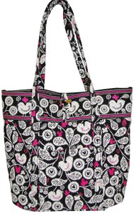 Vera Bradley Mickey Mouse Disney Quilted Large Tote in Multi Color