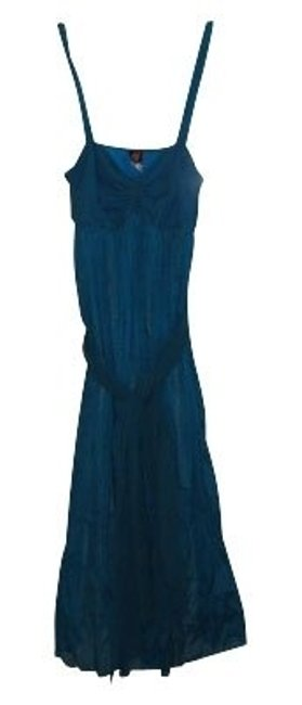 Preload https://img-static.tradesy.com/item/234/jean-paul-gaultier-blue-cocktail-dress-size-8-m-0-0-650-650.jpg