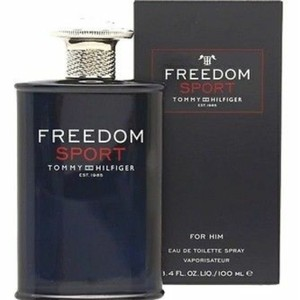 Tommy Hilfiger FREEDOM SPORT BY TOMMY HILFIGER-EDT-100 ML-SWITZERLAND