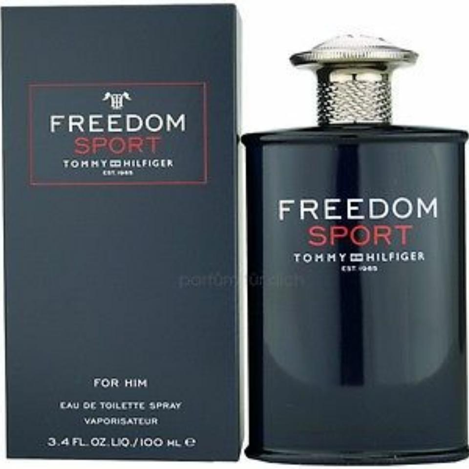 24494a89f1c Tommy Hilfiger FREEDOM SPORT BY TOMMY HILFIGER-EDT-100 ML-SWITZERLAND Image  2. 123