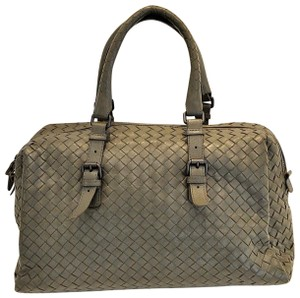 Bottega Veneta Satchel in Grey