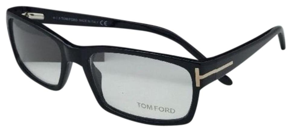 ec36f31292 Tom Ford New Classic TOM FORD Eyeglasses TF 5013 B5 54-17 Black Frame w ...