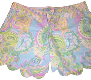 Lilly Pulitzer Dress Shorts