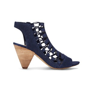 Vince Camuto Midnight Blue Sandals