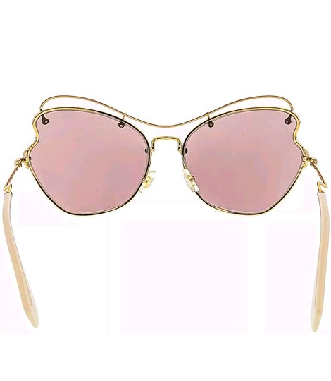 Miu Miu MIU MIU Women's Oversized SCENIQUE COLLECTION sunglasses Image 1