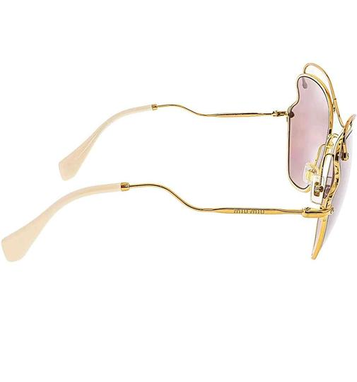 Miu Miu MIU MIU Women's Oversized SCENIQUE COLLECTION sunglasses Image 2