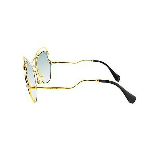 Miu Miu MIU MIU Women's Oversized SCENIQUE COLLECTION sunglasses Image 4