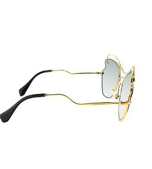 Miu Miu MIU MIU Women's Oversized SCENIQUE COLLECTION sunglasses Image 5
