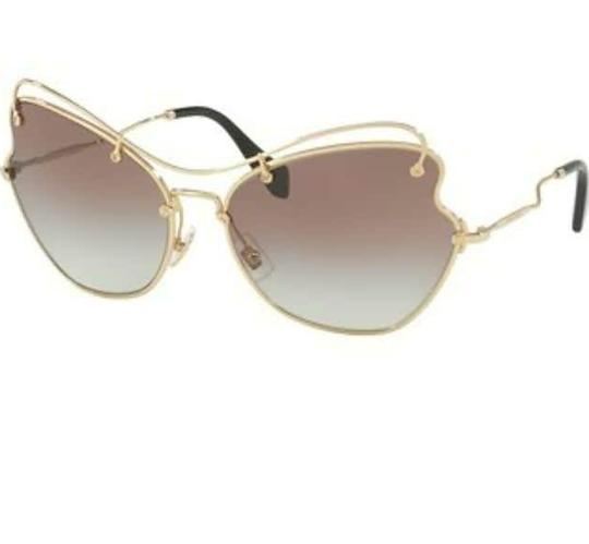Miu Miu MIU MIU Women's Oversized SCENIQUE COLLECTION sunglasses Image 6