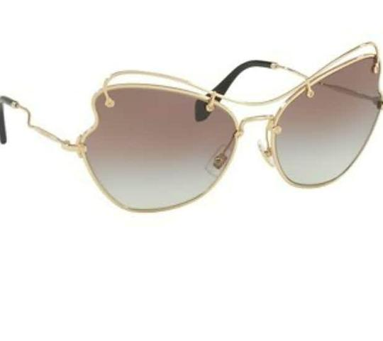Miu Miu MIU MIU Women's Oversized SCENIQUE COLLECTION sunglasses Image 7